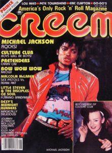 CREEM - Michael Jackson