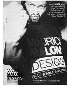 Maurice Malone Ad