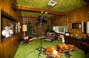 Elvis home
