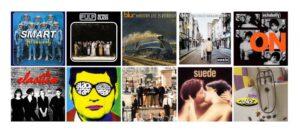 BritPop Album covers