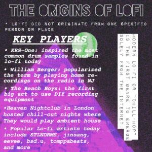 The Origins Of Lo-Fi cover