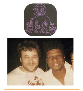 Larry Levan and David Mancuso