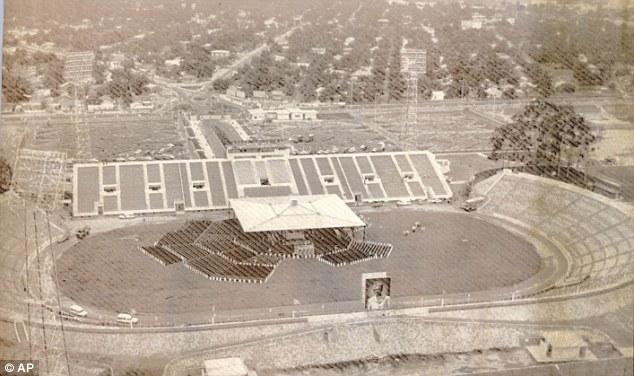 Stade Du Mai